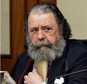 Ministro Eros Grau - Relator da AO 1499