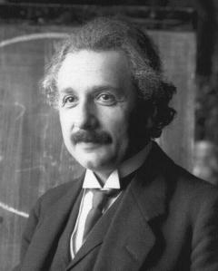 Albert Einstein-1921