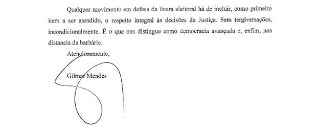 Carta Mendes 2